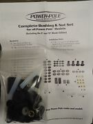 Power Pole Complete Bushing And Nut Set For All Models Except The Blade