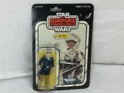 1980 Star Wars Esb Empire Strikes Hoth Han Solo Figure 32 Back Moc Sealed Carded