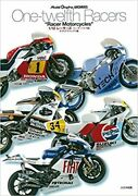 Japanese Magazine 1/12 Racer Motorcycles Model Graphix Archives Large Book