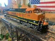 Ho Scale Athearn Rtr C44-9w Bnsf Dcc Or Dc Powered Diesel Locomotive New Nice