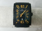 Gevril 5009a Avenue Of America Automatic Wrist Watch Limited Edition 037-500