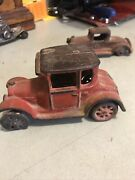 1920and039s Arcade Cast Iron Ford Model A Coup Toy Car Freeport Ill