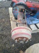 Ford Jubilee Tractor Rear Axle Complete Housing Differential