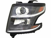 Left - Driver Side Headlight Assembly For 2018-2020 Chevy Suburban 2019 N541hd