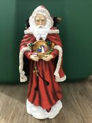 2002 Pipka 11 Gallery Collection Babbo Natale The Italian Santa 13945 New