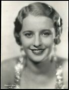 Barbara Stanwyck 1932 Very Young Double Indemnity Star Type 1 Original Photo