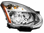 Right - Passenger Side Headlight Assembly For 2011-2012 Nissan Rogue R349jf