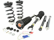 Front And Rear Air Spring To Coil Spring Conversion Kit For Mercedes E550 Z797vj