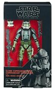 Star Wars The Black Series Commander Gree 6-inch Action Figure Nib In Stock
