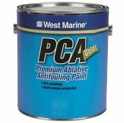 West Marine Pca Gold Ablative Antifouling Paint Red Gallon