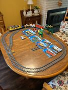 Lego City Cargo Train-7939-100 Complete 1 Owner Rare W/ Instruction- Nice