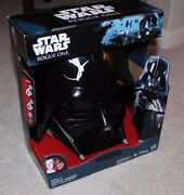 Jj Abrams Signed Star Wars The Force Awakens Darth Vader Mask W/coa Rogue One