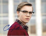 Actor Charlie Plummer Signed 'king Jack' Movie 8x10 Photo A W/coa Lean On Pete