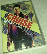 Tom Cruise 10-movie Collection Top Gun, The Firm,days Of Thunder ,collateral New