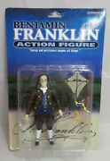 Accoutrements Action Figure Benjamin Franklin