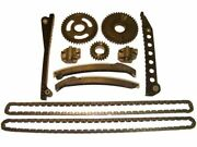 Front Timing Chain Kit For 1999-2001 Ford F250 Super Duty 6.8l V10 2000 H789ck