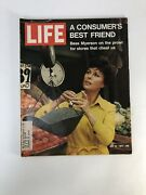 Vtg Life Magazine July 16 1971 - Bess Myerson A Consumers Best Friend On Prowl