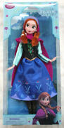 Disney Store Classic Doll Collection Frozen Disney Ana