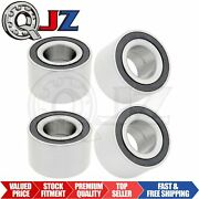 [frontqty.2 And Rearqty.2] New Hub Bearing For 1990-1992 Yugo Cabrio Fwd-model