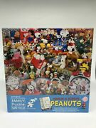 Springbok Charles M Schulz Peanuts 45th Anniversary 45years 500pcs Puzzle Sealed