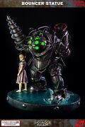 Exclusive Big Daddy Bouncer Little Sister Bioshock Statue Gaming Heads 1/4 Scale