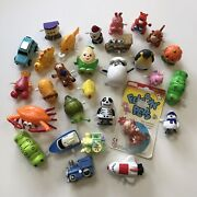 Plastic Wind Up Toys Lot Kids Toy Collectible Walking Water Childrens