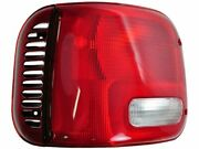 Left Tail Light Assembly For 1994 Dodge B250 C749nx Tail Light -- Driver Side