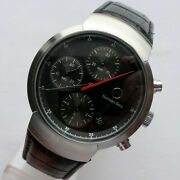 Mercedes Benz Amg Racing Car Accessory Valjoux 7750 Automatic Chronograph Watch