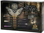 Fantastic Beasts And Where To Find Them Wand Collection The Noble Collection Nib