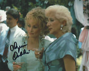 Olympia Dukakis Signed Authentic And039steel Magnoliasand039 8x10 Photo D W/coa Actress