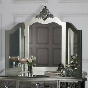 Vintage Style Wall Mirror Venetian Glass Feature Ornate Mirrored
