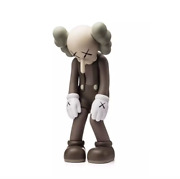 Kaws Small Lie Brown Vinyl Limited Edition Toy Sold Out Medicom