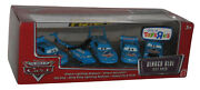 Disney Cars Movie Dinoco Blue Toy 5-car Toys R Us Exclusive Gift Pack Set - Mcq
