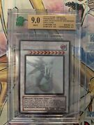 Yugioh Majestic Red Dragon Ghost Rare Abpf-en040 Graded 9.0 Mint Mnt