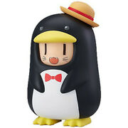 Nendoroid Kigurumi Face Parts Case Straw Penguins Non-scale Abs Painted Fi [new]