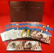 2007-2020 Complete Set 120+ Presidential 1 Coins P,dands Bu And Proof Dansco Albums