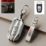 Soft Tpu Car Remote Key Fob Cover Case Shell For Audi A4 A5 A6 A7 A8 Q5 S8 S4-s8
