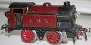Hornby O Gauge Electric M3 Locomotive In Lms Railways Red Livery