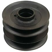 Double Spindle Pulley For Mtd Yard Machine 690-699 Hydrostatic Lawn Tractor