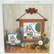 The Picket Fence Seasons Of My Heart Summer Lazy Daisy Day Quilt Pattern