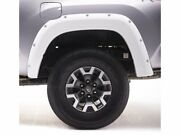 Front And Rear Fender Flare For 2016-2020 Toyota Tacoma 2017 2018 2019 B263pz