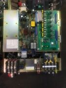 Fanuc A06b-6053-h002 Velocity Control Unit From Working Injection Mold Machine
