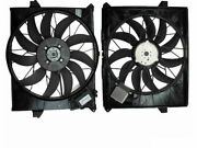 Auxiliary Fan Assembly For 2007-2009 Mercedes Gl320 2008 Q754rh
