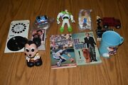 Picker Lot Junk Drawer Mickey Mouse/toy Story/ I Love Lucy/ Nesquick/ Get Smart