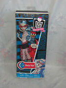 2010 Monster High Ghoulia Yelps Scary Cool Sleepover Doll - New, Wear To Package