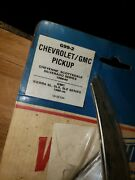 1988-90 Nos Chevy Truck Vent Shades
