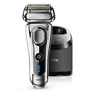 Braun Menand39s Electric Shaver Series 9 9297cc 5 Cut System With Washer Washabl