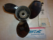 Michigan Wheel Stainless Ballistic Omc Propeller 345034 14 3/8 X 21 V6 Outboard