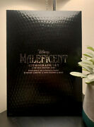 Maleficent Limited Edition Lithographs - Disney Store Collectors Prints Designer