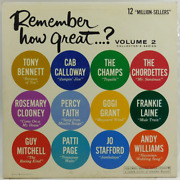 Various Artists Remember How Great Volume 2 Collector's Series - Lp Vinyl Reco